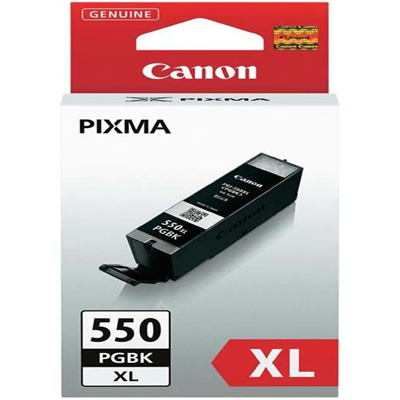 Genuine Canon PGI-550 XL Black Ink Cartridge (PGI550XLBKOEM)