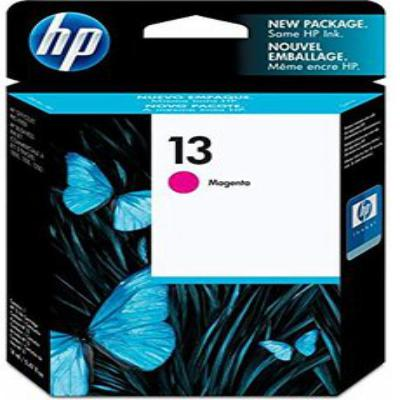 Genuine HP C4816AE (#13) Magenta Ink Cartridge (HP13MOEM)