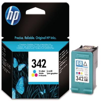 Genuine HP C9361EE (#342) Tri-Colour Ink Cartridge (HP342CLROEM)