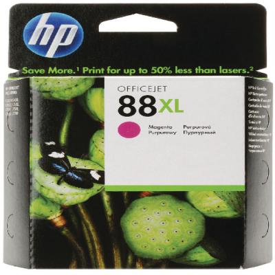 Genuine HP C9392AE (#88H) Magenta High Capacity Ink Cartridge (HP88HMOEM)