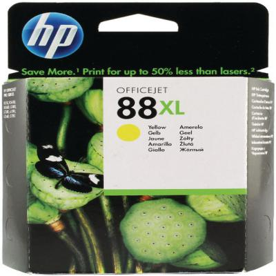 Genuine HP C9393AE (#88H) Yellow High Capacity Ink Cartridge (HP88HYOEM)