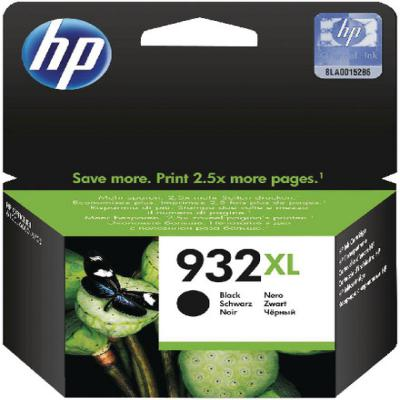 Genuine HP CN053A (#932H) Black High Capacity Ink Cartridge (HP932XLBKHOEM)