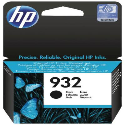 Genuine HP CN057AE (#932) Black Ink Cartridge (HP932BKOEM)