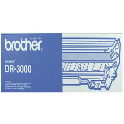 Genuine Brother DR-3000 Drum Unit (DR3100DUOEM)