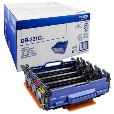 Genuine Brother DR-321CL Drum Unit (DR321CLDUOEM)