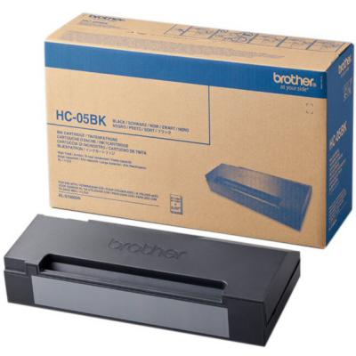 Genuine Brother HC-05BK Black Toner Cartridge (HC05BKOEM)