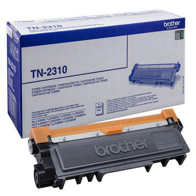 Genuine Brother TN-2310 Black Toner Cartridge (TN2310BKOEM)