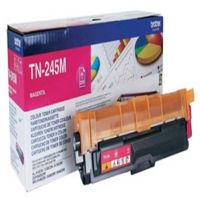 Genuine Brother TN-245M Magenta High Capacity Toner Cartridge (TN245MOEM)