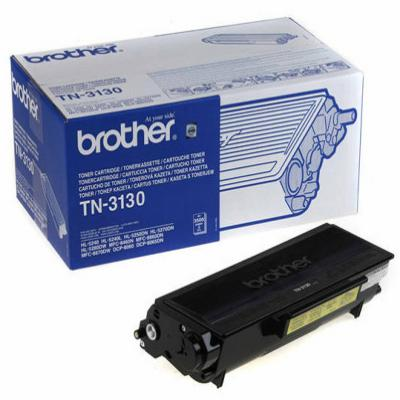 Genuine Brother TN3130 Black Toner Cartridge (TN3130BKOEM)