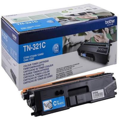 Genuine Brother TN-321C Cyan Toner Cartridge (TN321COEM)