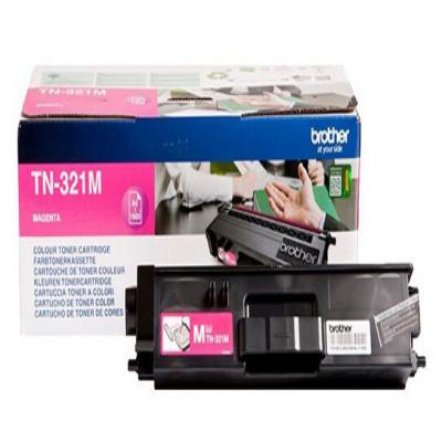 Genuine Brother TN-321M Magenta Toner Cartridge (TN321MOEM)