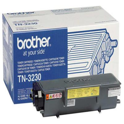 Genuine Brother TN-3230 Black Toner Cartridge (TN3230BKOEM)