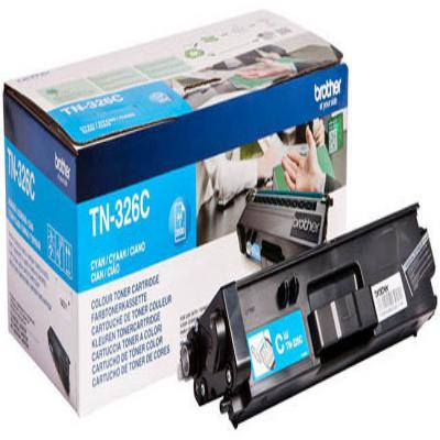 Genuine Brother TN326C Cyan High Capacity Toner Cartridge (TN326COEM)