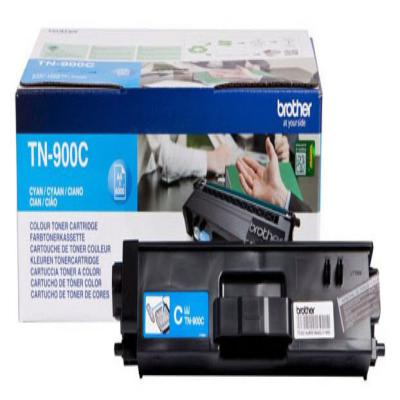 Genuine Brother TN-900C Cyan Toner Cartridge (TN900COEM)
