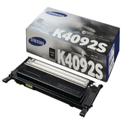 Genuine Samsung CLT-K4092S Black Toner Cartridge (SAMCLT-K4092SBKOEM)