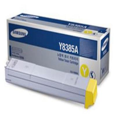 Genuine Samsung CLX-Y8385A Yellow Toner Cartridge (SAMCLX-Y8385AYOEM)