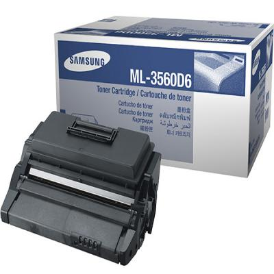 Genuine Samsung ML-3560D6 Black Toner Cartridge (SAMML-3560D6BKOEM)