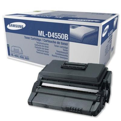 Genuine Samsung ML-D4550B Black High Capacity Toner Cartridge (SAMML-D4550BBKOEM)