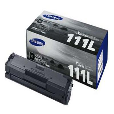 Genuine Samsung MLT-D111L Black Toner Cartridge (SAMMLT-D111LBKOEM)