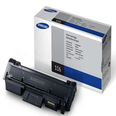 Genuine Samsung MLT-D116S Black Toner Cartridge (SAMMLT-D116SBKOEM)