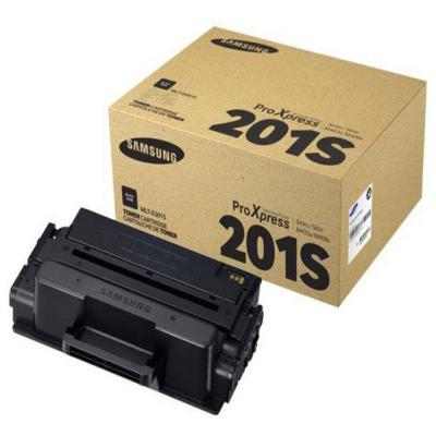 Genuine Samsung MLT-D201S Black Toner Cartridge (MLT-D201SBKOEM)