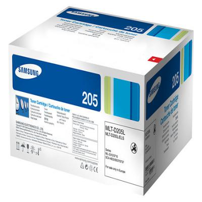 Genuine Samsung MLT-D205L Black High Capacity Toner Cartridge (SAMMLT-D205LBKOEM)