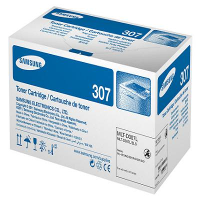 Genuine Samsung MLT-D307L Black High Capacity Toner Cartridge (SAMMLT-D307LBKOEM)