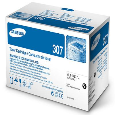 Genuine Samsung MLT-D307U Black Toner Cartridge (SAMMLT-D307UBKOEM)