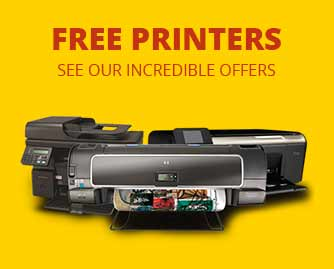 free printers see our incredibles offers