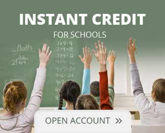instant credit for schools