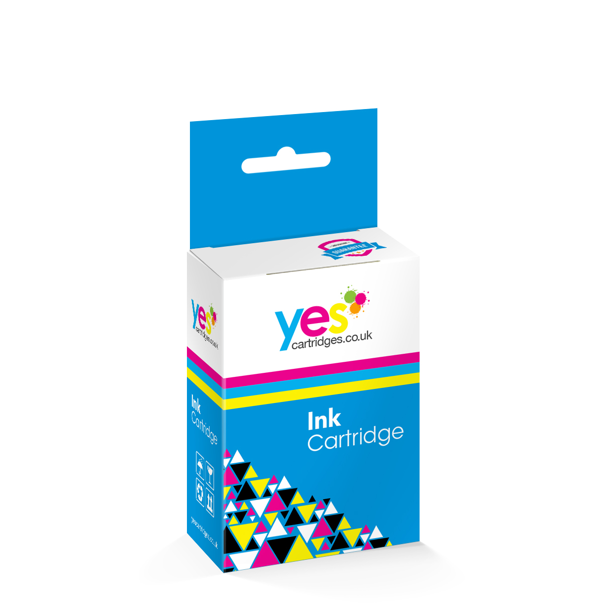Compatible Brother LC1240C Cyan Ink Cartridge (LC-1240CCOM)