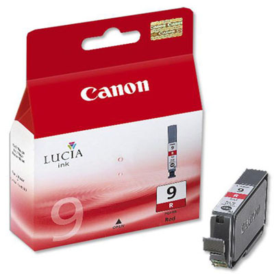 Genuine Canon PGI-9 Red Ink Cartridge (PGI9ROEM)