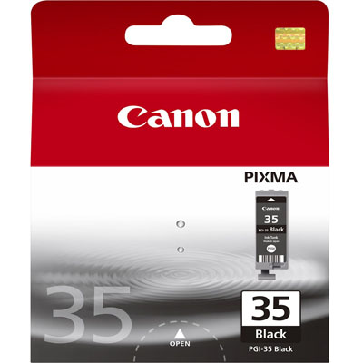 Genuine Canon PGI-35 Black Ink Cartridge (PGI35BKOEM)