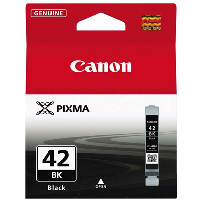 Genuine Canon CLI-42 Photo Black Ink Cartridge (CLI42PBKOEM)