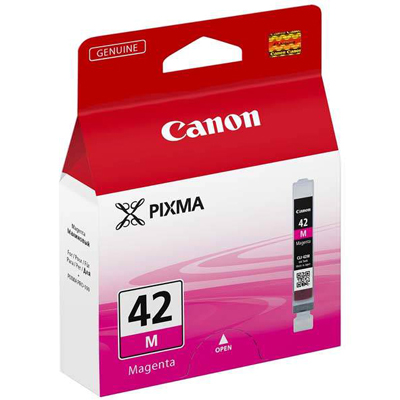 Genuine Canon CLI-42 Magenta Ink Cartridge (CLI42MOEM)