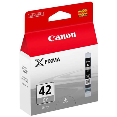 Genuine Canon CLI-42G Grey Ink Cartridge (CLI42GOEM)