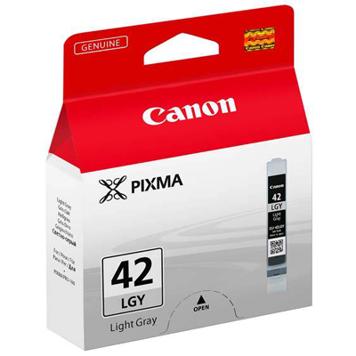 Genuine Canon CLI-42 Light Grey Ink Cartridge (CLI42LGOEM)