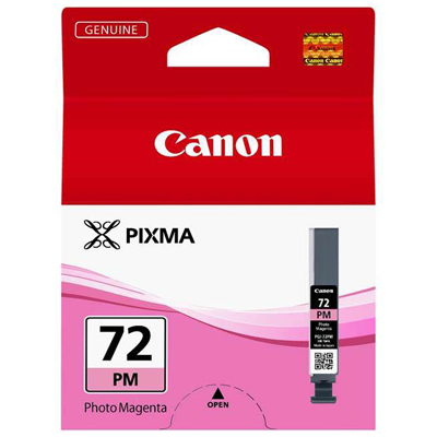 Genuine Canon PGI-72 Photo Magenta Ink Cartridge (PGI72PMOEM)