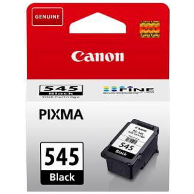Genuine Canon PG-545 Black Ink Cartridge (PG545BKOEM)