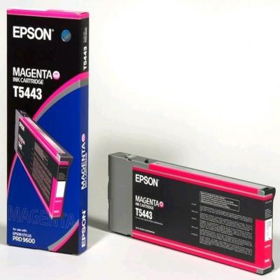 Genuine Epson C13T544300 Magenta Ink Cartridge (T5443MOEM)