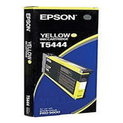 Genuine Epson C13T544400 Yellow Ink Cartridge (T5444YOEM)