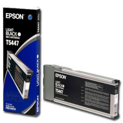 Genuine Epson C13T544700 Light Black Ink Cartridge (T5447LBKOEM)