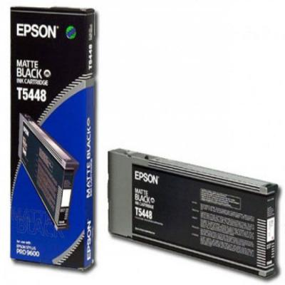 Genuine Epson C13T544800 Matte Black Ink Cartridge (T5448MBKOEM)