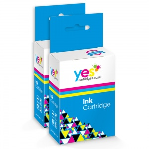 Compatible HP SD449EE (#338) Black HP (#343) Tri-Colour Multi Pack  Ink Cartridge (HP338BKHP343CLRMULTICOM)