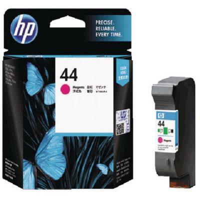 Genuine HP 51644M (#44) Magenta Ink Cartridge (HP44MOEM)
