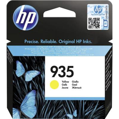Genuine HP C2P22AE (#935) Yellow Ink Cartridge (HP935YOEM)