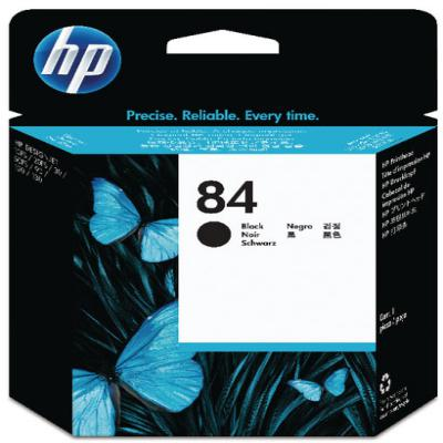 Genuine HP C5019A (#84) Black Printhead (HP84PHBKOEM)
