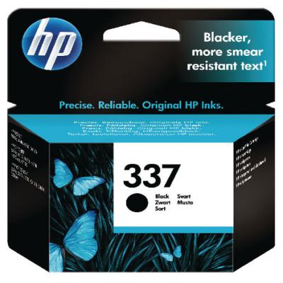 Genuine HP C9364EE (#337) Black Ink Cartridge (HP337BKOEM)