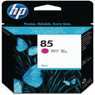 Genuine HP C9426A (#85) Magenta ink Cartridge (HP85MOEM)