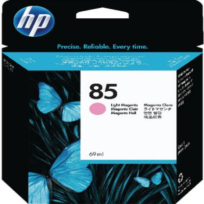 Genuine HP C9429A (#85) Light Magenta ink Cartridge (HP85LMOEM)